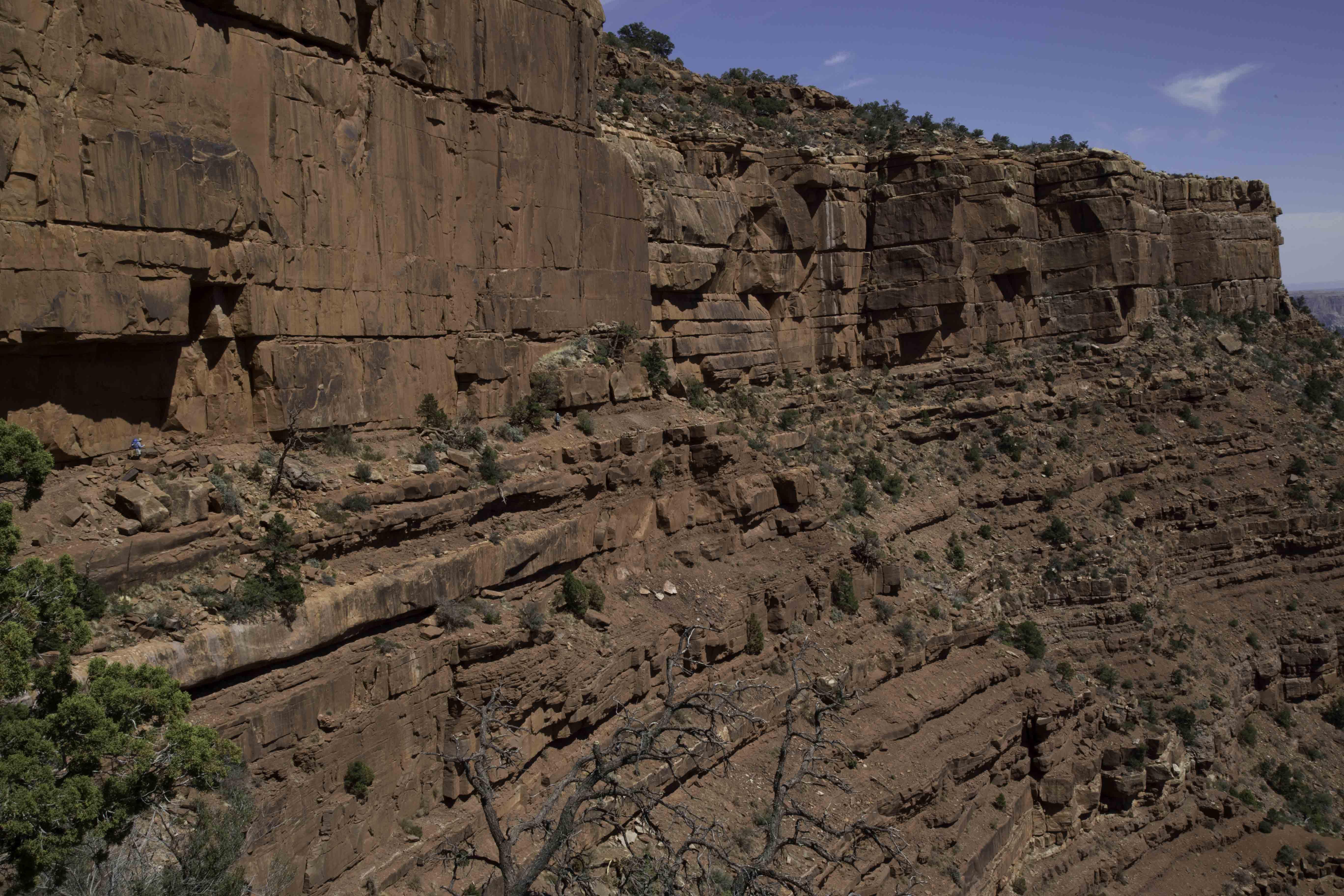 Nankoweap trail